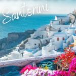 Santorini Reise gewinnen