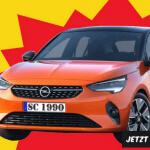 gewinne mit Sconto ein Opel Corsa