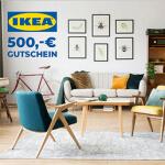 Gewinnspiel um ein Ikea Gutschein