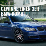 3er BMW Kombi gewinnen