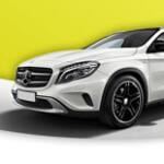 Gewinne einen GLA von Mercedes Benz
